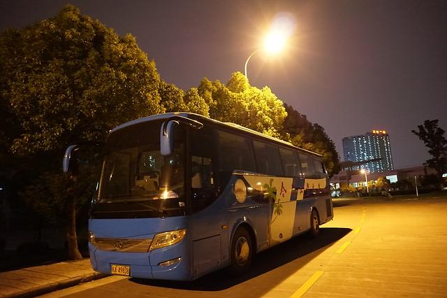 אוטובוסים מפוארים לאירועים