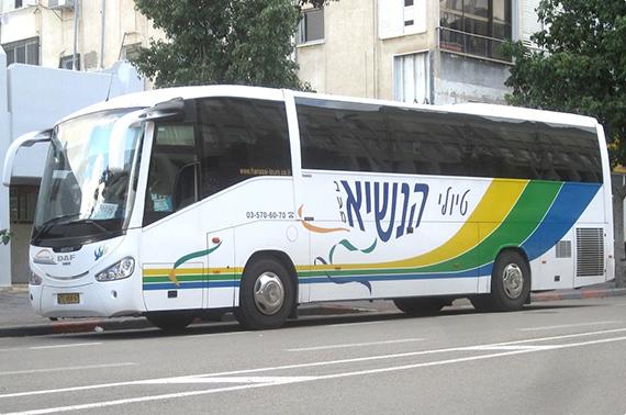 חברת אוטובוסים בתל אביב