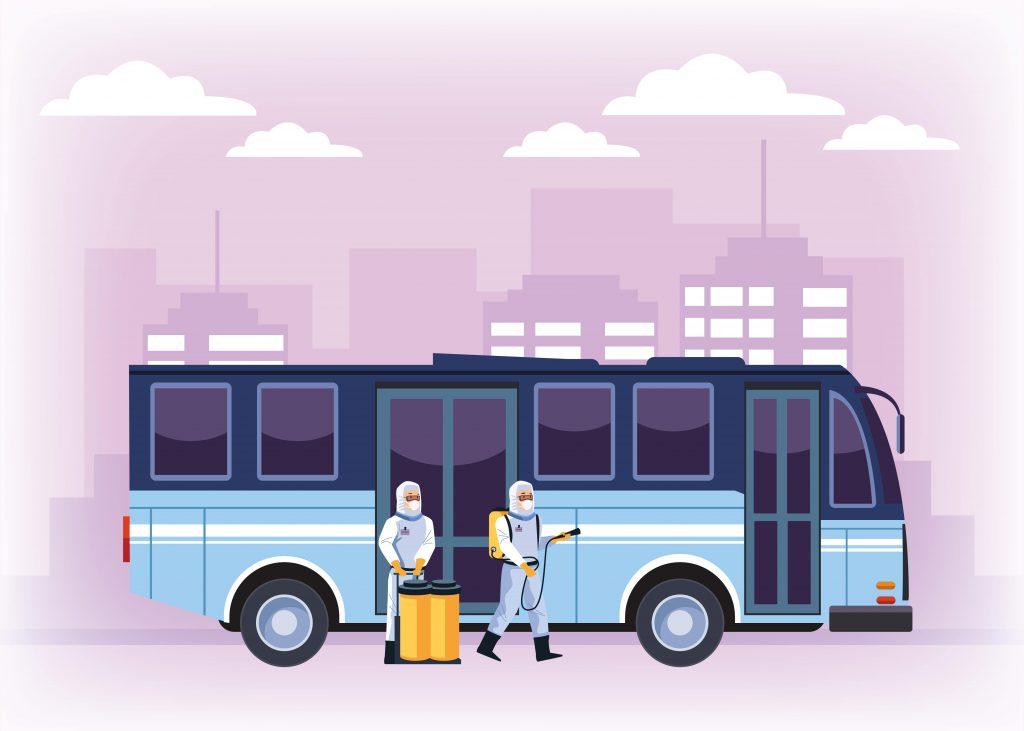 כמה אנשים מותר באוטובוס קורונה – המדריך שישמור על בריאותכם